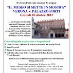 Verona Palazzo Forti