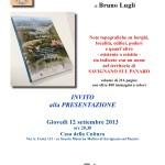 locandina libro Savignano