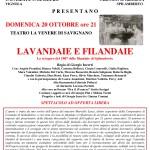 Lavandaie e Filandaie - Teatro La Venere