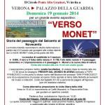 Verona Verso Monet