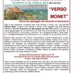 Vicenza Verso Monet