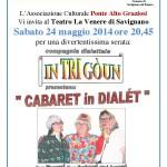 Cabaret in Dialét