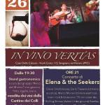 26 giugno ELENA & SEEKERS