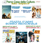 Cinema Estate 2014 volantino