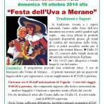 Festa dell'Uva a Merano