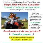 Cena Peppe Zullo - Rocchi_Parte1
