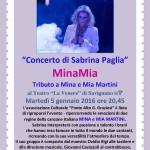 Sabrina Paglia - MinaMia