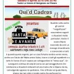 commedia dialettale 09-04-2016 Basta e Avansa