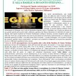 Bologna Museo egizio e Santo Stefano