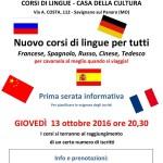 corsi multilingue