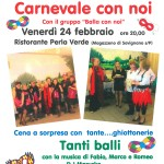 Festa di Carnevale - Balla con noi