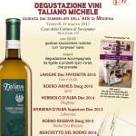 Volantino Degustazione Vini Taliano MicheleOK