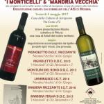 17C0388 Volantino Degustazione Vini Mandria Monticelli_R 2.indd